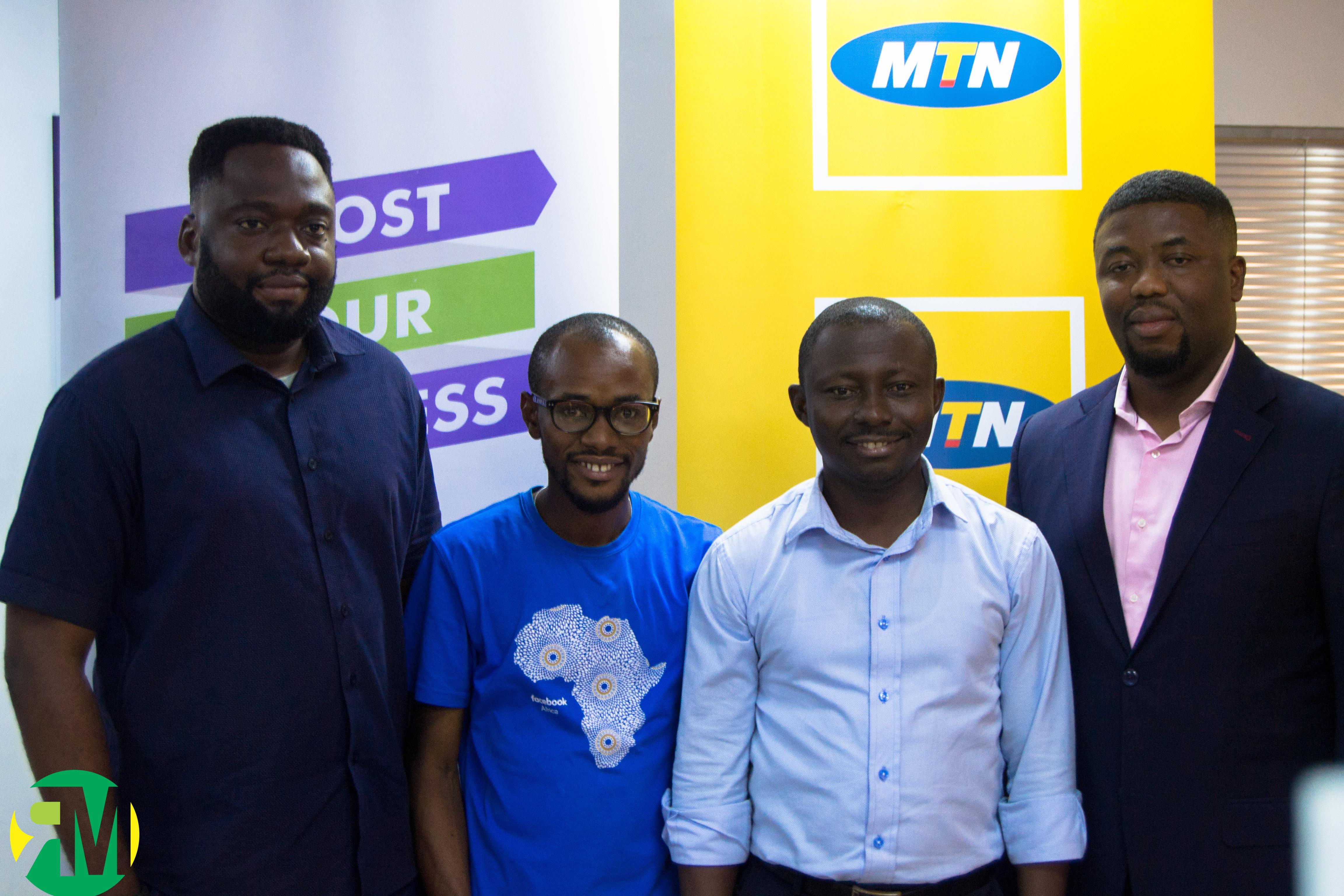 Rabbington Media Collaborates with MTN Nigeria
